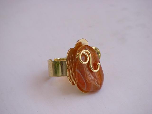 anillo oro goldfield